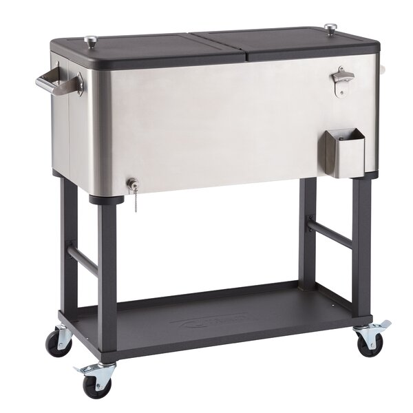 80 Qt. Ice Chest Cooler by Trinity