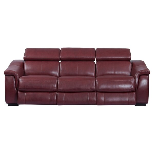 Cairns Leather Reclining 94.5
