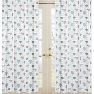 Nice Earth And Sky Curtain Panels (Set Of 2)