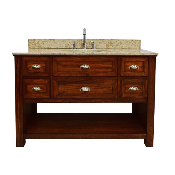Gholson 48 Single Bathroom Vanity Set by Three Posts