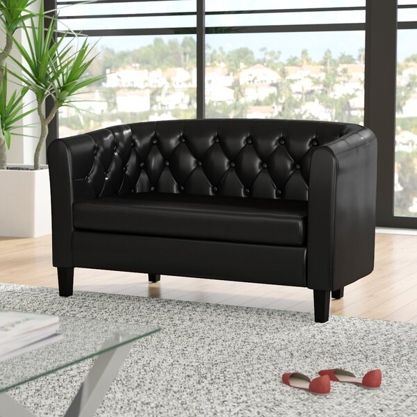 Beaton Standard Loveseat by Wade Logan