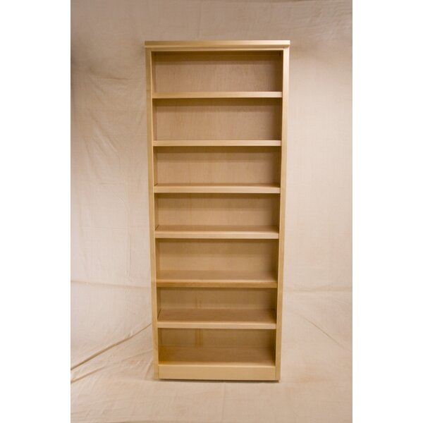 Cupp 3 Shelf Urban Maple Standard Bookcase By Darby Home Co
