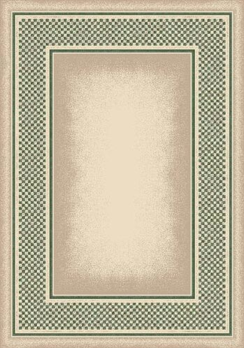 Innovation Opal Peridot Old Gingham Area Rug by Milliken
