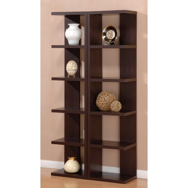 Eluemunor Display Etagere Bookcase (Set Of 2) By Red Barrel Studio