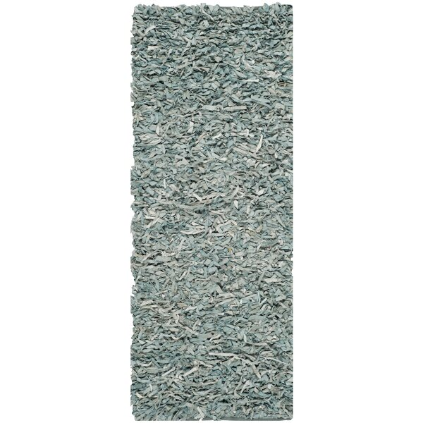 Carrol Light Blue Area Rug by Zipcode Design
