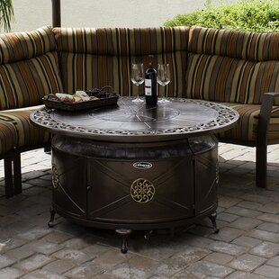 Best Reviews Aluminum Propane Fire Pit Table By AZ Patio Heaters