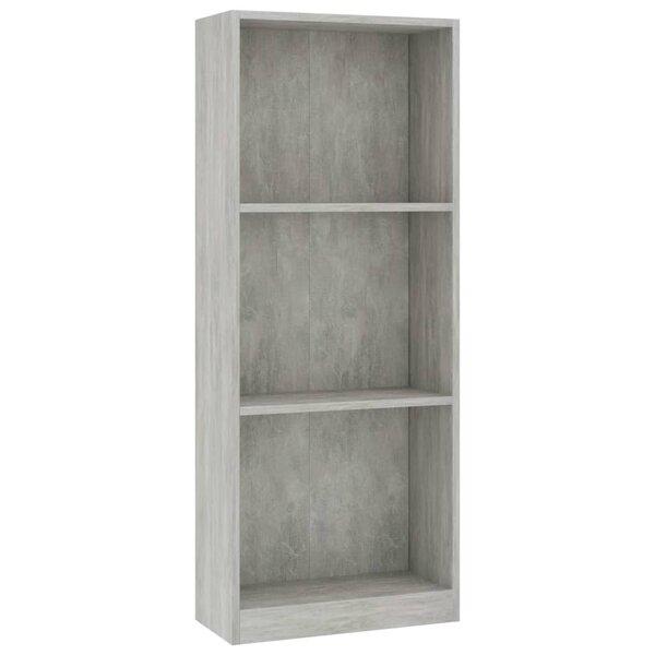 Seychelle Standard Bookcase By Ebern Designs