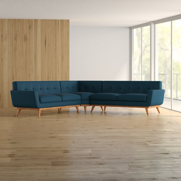 Johnston Symmetrical Sectional By Langley Street™