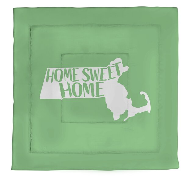 Massachusetts Single Reversible Comforter