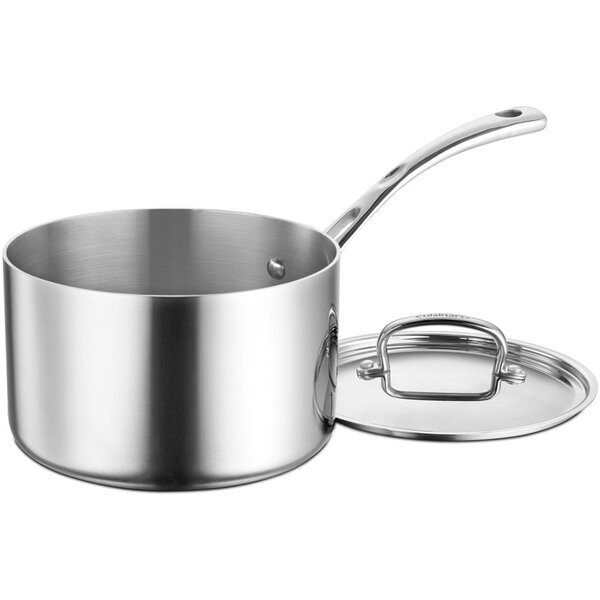 French Classic 4-qt. Saucepan with Lid by Cuisinart