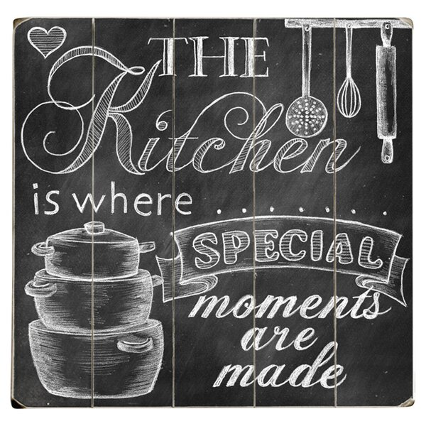Special Moments Drawing Print Multi-Piece Image on Wood by Artehouse LLC
