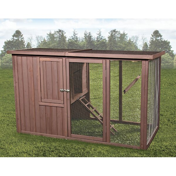 Chick N Chicken Coop by Ware Manufacturing