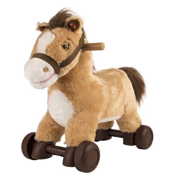Charger 2-in-1 Rocking Pony by Rockin' Rider