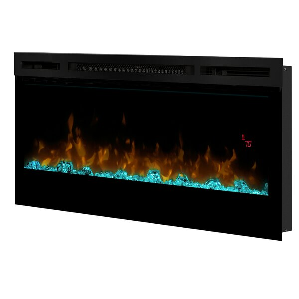 Prism Wall Mounted Electric Fireplace By Dimplex.