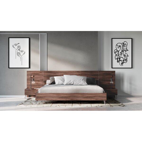 Larose Italian Platform Configurable Bedroom Set by Brayden Studio Brayden Studio