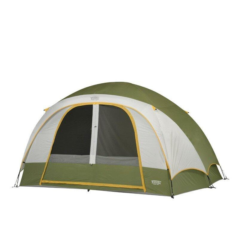 Evergreen 6 Person Tent  sc 1 st  Wayfair & Wenzel Evergreen 6 Person Tent u0026 Reviews | Wayfair