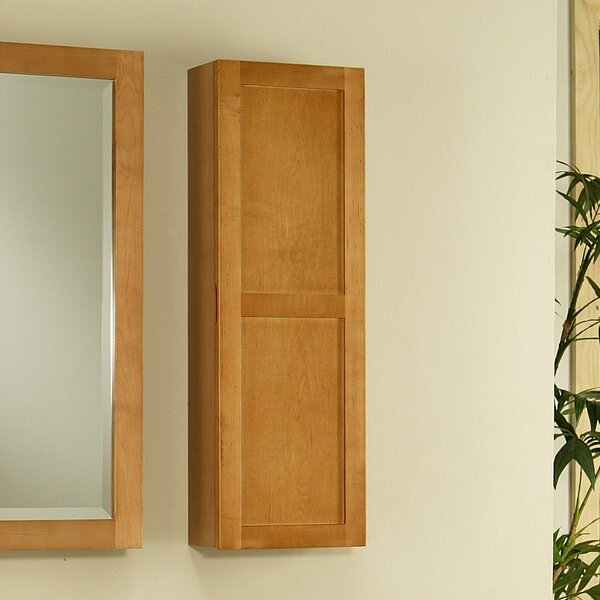 Lincoln Street 12 W x 35.82 H Wall Mounted Cabinet by Sagehill Designs