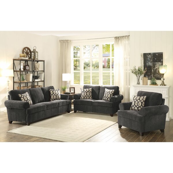 #2 Pate Configurable Living Room Set By Canora Grey Herry Up
