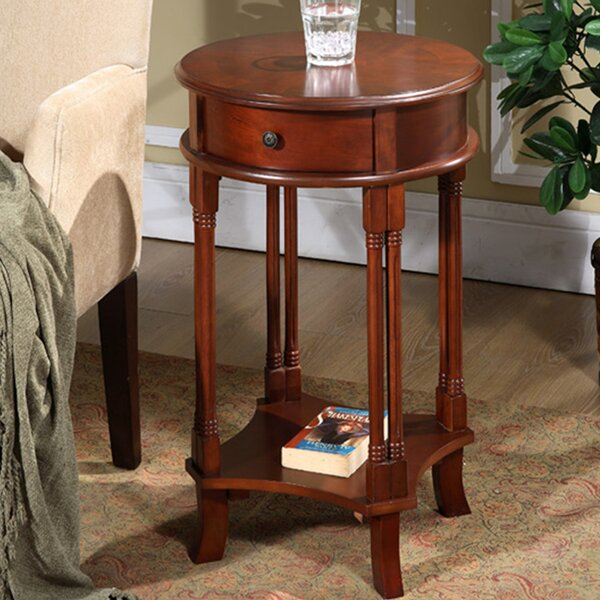 Asheville End Table by Darby Home Co
