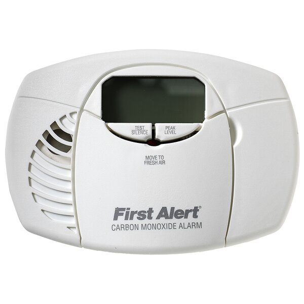 Digital Display Carbon Monoxide Detector by First Alert