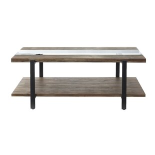 Affordable Poppe Coffee Table ByUnion Rustic