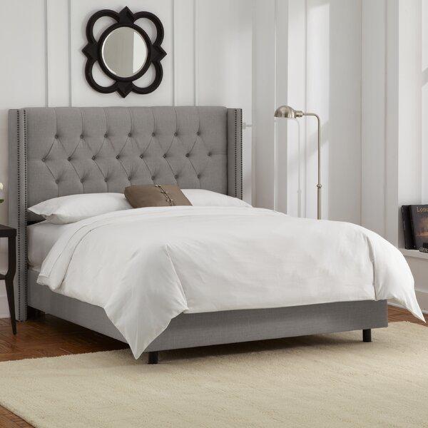 Davina Upholstered Standard Bed by Willa Arlo Interiors
