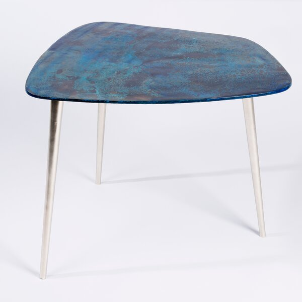 Westport End Table by Everly Quinn