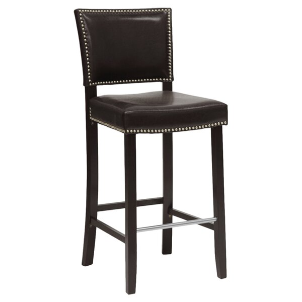 Baxton Studio 30.5 Bar Stool (Set of 2) by Wholesale Interiors