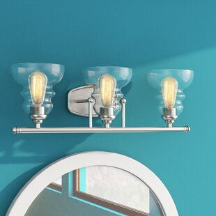 Affordable Dieterich 3-Light Vanity Light By Ivy Bronx