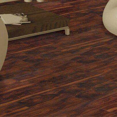 Exotic 5 5.25 x 64 x 12mm Acacia Laminate Flooring in Hazel by All American Hardwood