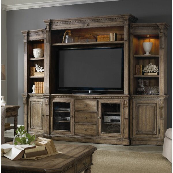 Sorella Entertainment Center by Hooker Furniture