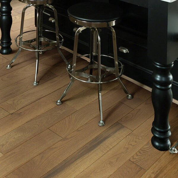 Basinger 4 Solid White Oak Flooring in Trentson by Shaw Floors