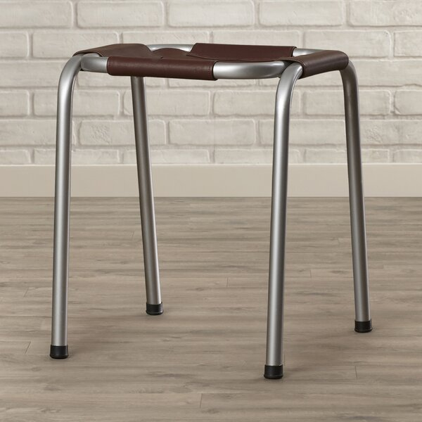 Kori Accent Stool by 17 Stories