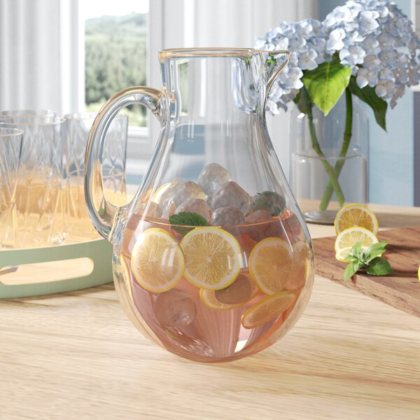 Lasker 85 Oz. Classic Pitcher by Mint Pantry