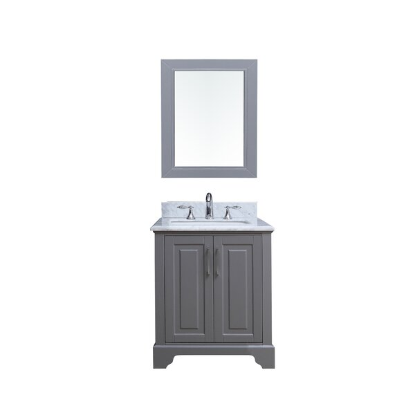 Huntsman 30 Single Bathroom Vanity Set by Charlton Home