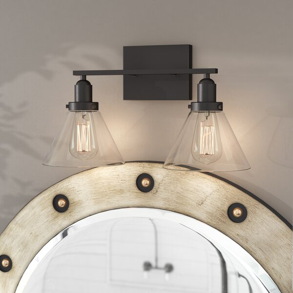Serena 2-Light Vanity Light by Trent Austin Design