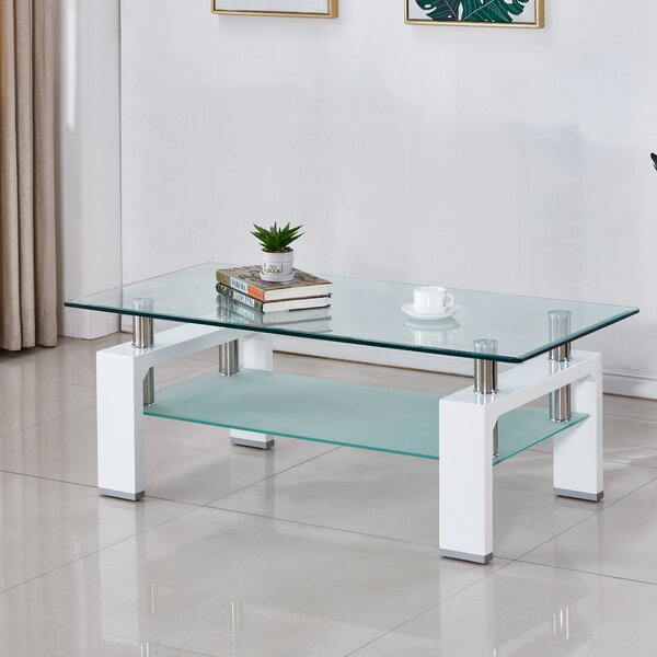 Perla Coffee Table by Orren Ellis