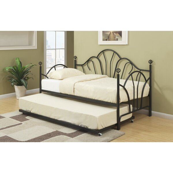 Tomlin Twin Daybed With Trundle By Red Barrel Studio
