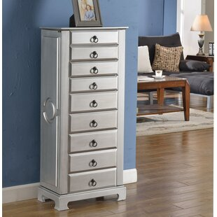 Where buy  Large Jewelry Armoire ByWildon Home ®