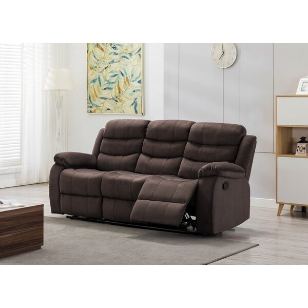 Perfect Cost Manus Reclining Sofa by Winston Porter by Winston Porter