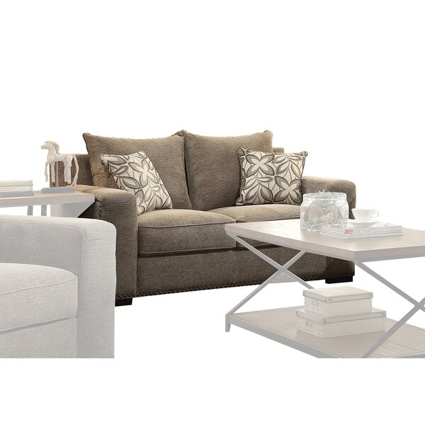 Derwin Loveseat by Darby Home Co