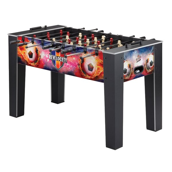 Revelocity Foosball Table by Fat Cat