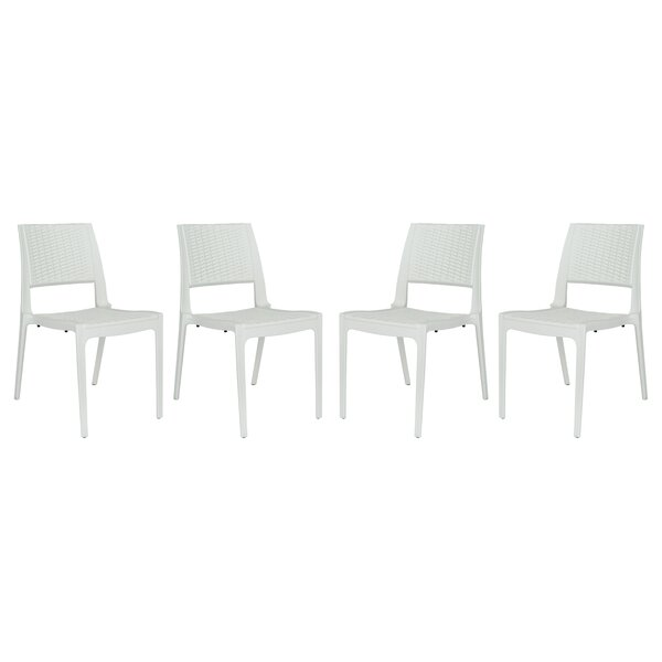 Elm Side Chair (Set of 4) by LeisureMod