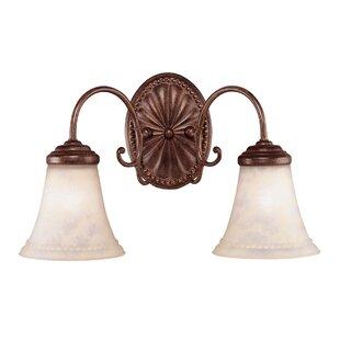 Shop for Ellett 2-Light Vanity Light By Charlton Home