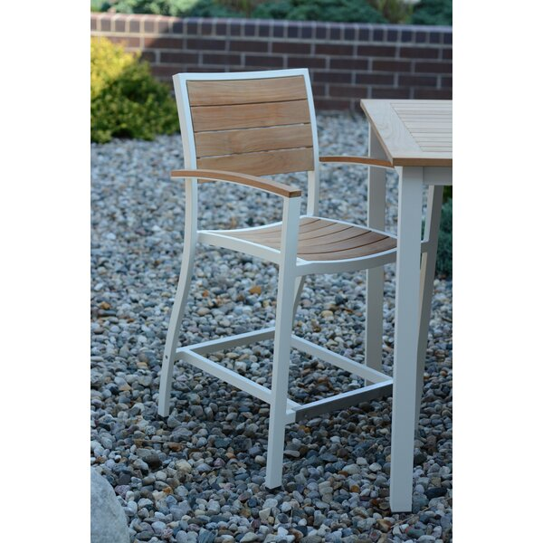 Soho Patio Dining Chair (Set of 4) by Three Birds Casual