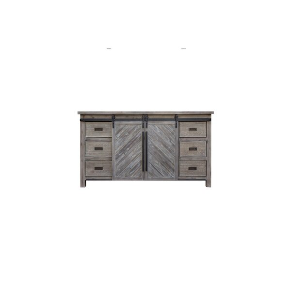 RosaRio 6 Drawer Dresser by Rosalind Wheeler