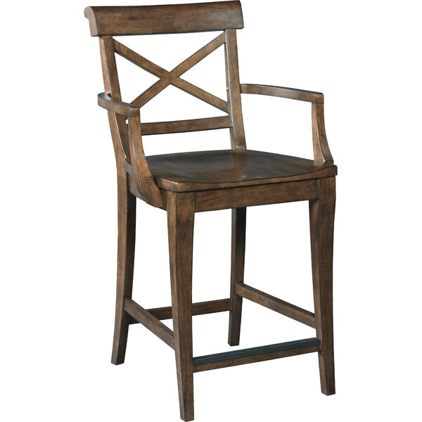 Rob Roy 24 Bar Stool by Hooker Furniture
