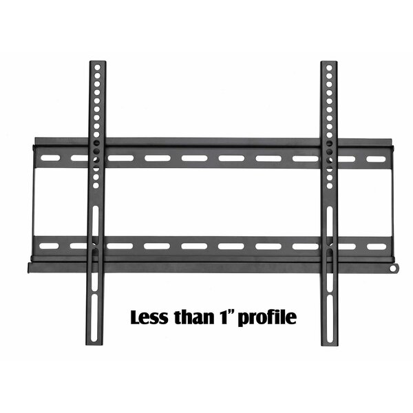Fixed Universal Wall Mount for 23 - 37 Plasma/LCD by Ready Set Mount