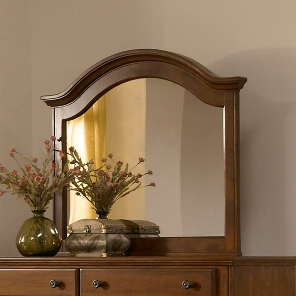 Kangley Arched Dresser Mirror by Darby Home Co