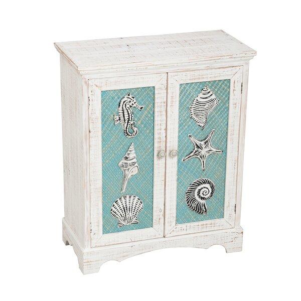 Jonel Coastal Icons 2 Door Cabinet